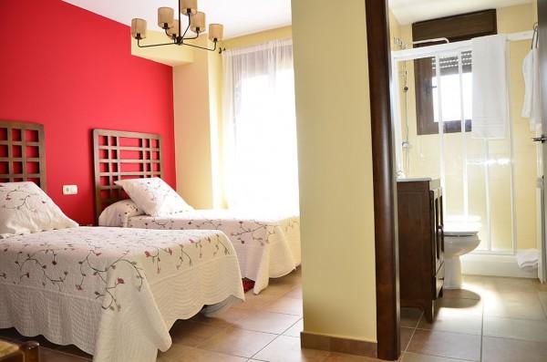 Habitación A Peñeta Cruz - Casa Ortas Albas - Nocito (3)