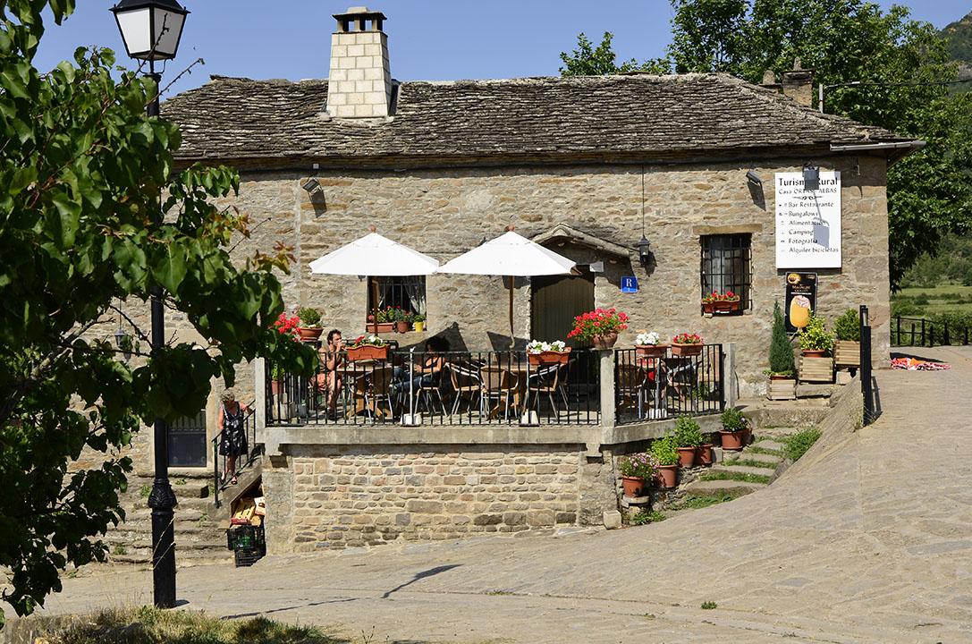 Terraza restaurante casa ortas albas nocito 7 www for Restaurante casa america terraza