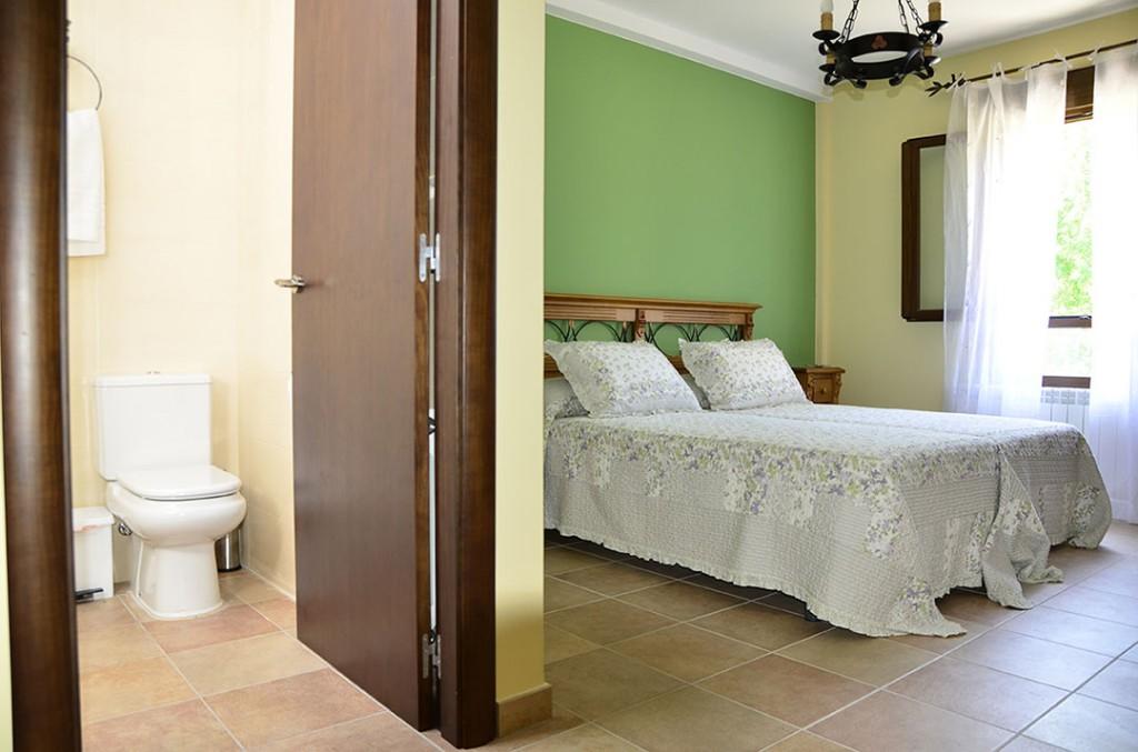 Chambre Cañimar - Casa Ortas Albas (3)