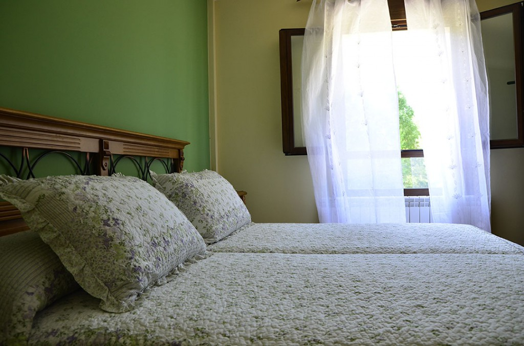 Chambre Cañimar - Casa Ortas Albas (5)