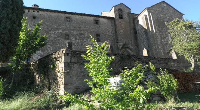 Monasterio de San Urbez