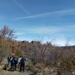 Excursión circular desde Bentué de Nocito, Barrancos de Abellada y Used