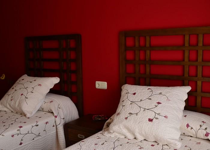 Habitación A Peñeta Cruz - Casa Ortas Albas - Nocito (6)
