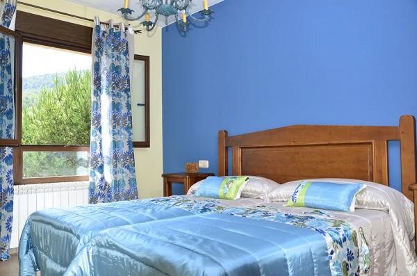Habitacion Villorguaz - Casa Ortas Albas