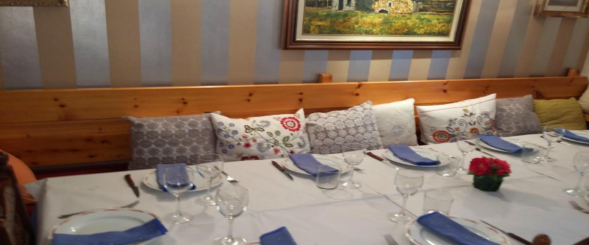 Restaurante - Casa Ortas Albas